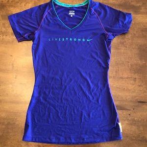Nike Pro Dri-Fit LIVESTRONG Shirt
